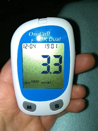 Blood meter